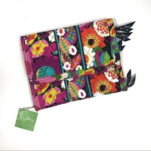 NWT Vera Bradley Jewelry Folio Va Va Bloom